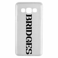 Чехол для Samsung A3 2015 Bridges