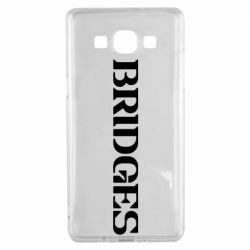 Чохол для Samsung A5 2015 Bridges