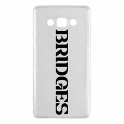 Чехол для Samsung A7 2015 Bridges
