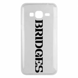 Чохол для Samsung J3 2016 Bridges