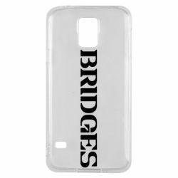 Чехол для Samsung S5 Bridges