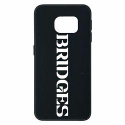 Чохол для Samsung S6 EDGE Bridges