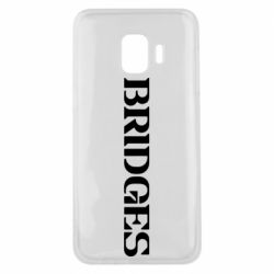Чехол для Samsung J2 Core Bridges