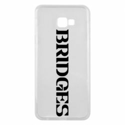 Чехол для Samsung J4 Plus 2018 Bridges