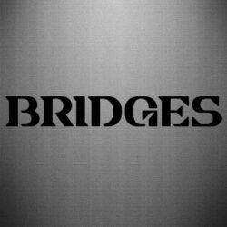 Наклейка Bridges