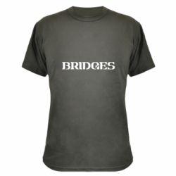 Камуфляжна футболка Bridges