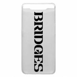 Чехол для Samsung A80 Bridges