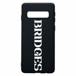 Чехол для Samsung S10 Bridges