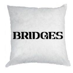 Подушка Bridges