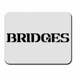 Килимок для миші Bridges