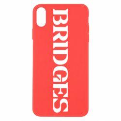 Чехол для iPhone X/Xs Bridges