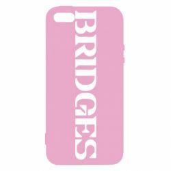 Чохол для iphone 5/5S/SE Bridges