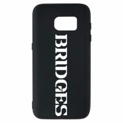 Чехол для Samsung S7 Bridges
