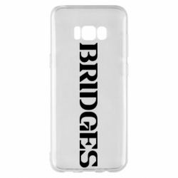 Чохол для Samsung S8+ Bridges