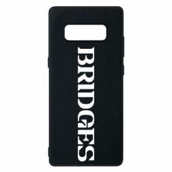 Чохол для Samsung Note 8 Bridges
