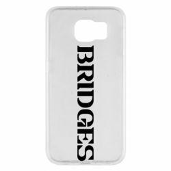 Чехол для Samsung S6 Bridges