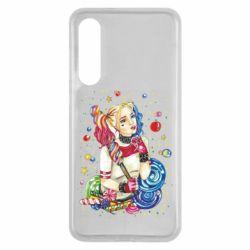 Чехол для Xiaomi Mi9 SE Bright Harley Quinn Vector