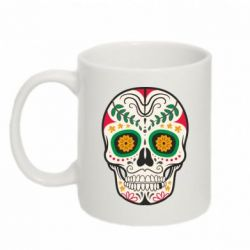 Кружка 320ml Bright Skull - FatLine