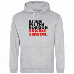 Толстовка Bring me the horizon suicide season.