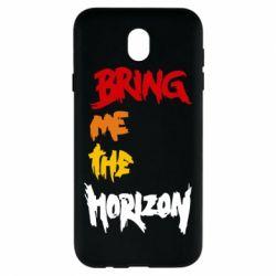 Чехол для Samsung J7 2017 Bring me the horizon