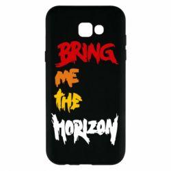 Чехол для Samsung A7 2017 Bring me the horizon
