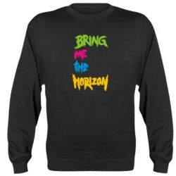 Реглан Bring me the horizon - FatLine