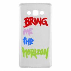Чехол для Samsung A7 2015 Bring me the horizon