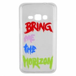 Чехол для Samsung J1 2016 Bring me the horizon