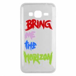 Чехол для Samsung J3 2016 Bring me the horizon