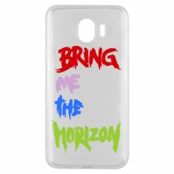 Чехол для Samsung J4 Bring me the horizon