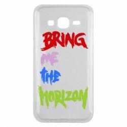Чехол для Samsung J5 2015 Bring me the horizon