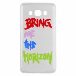 Чехол для Samsung J5 2016 Bring me the horizon