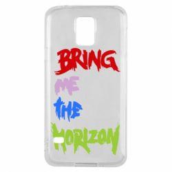Чехол для Samsung S5 Bring me the horizon
