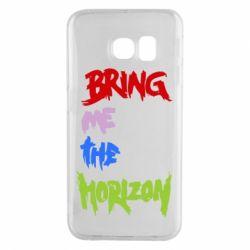 Чехол для Samsung S6 EDGE Bring me the horizon