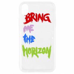 Чехол для iPhone XR Bring me the horizon