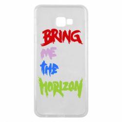 Чехол для Samsung J4 Plus 2018 Bring me the horizon