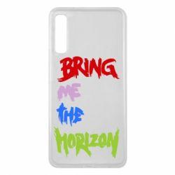 Чехол для Samsung A7 2018 Bring me the horizon