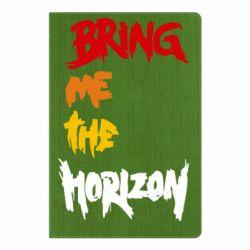 Блокнот А5 Bring me the horizon