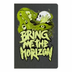 Блокнот А5 Bring me the horizon