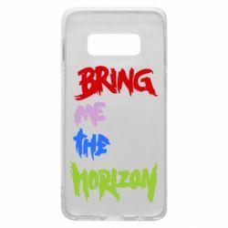 Чехол для Samsung S10e Bring me the horizon
