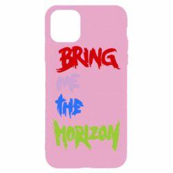 Чехол для iPhone 11 Pro Bring me the horizon