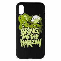 Чохол для iPhone X/Xs Bring me the horizon