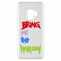 Чехол для Samsung S9 Bring me the horizon