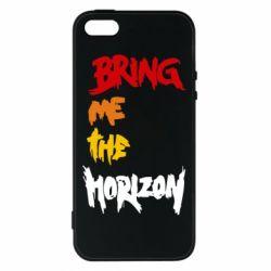 Чехол для iPhone5/5S/SE Bring me the horizon