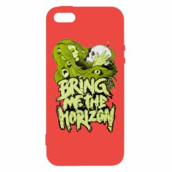 Чохол для iphone 5/5S/SE Bring me the horizon