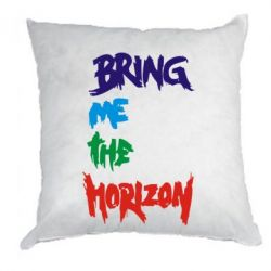 Подушка Bring me the horizon