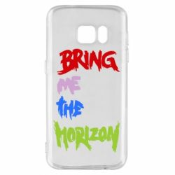 Чехол для Samsung S7 Bring me the horizon