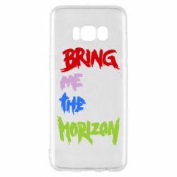 Чехол для Samsung S8 Bring me the horizon