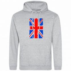 Толстовка Британский флаг - FatLine