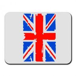 Коврик для мыши Британский флаг - FatLine